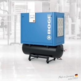 Compresoare cu surub transmisie prin curele C12-2 C15-2 C18-2 C22-2   D-R-DR, 11 ÷ 22 kW