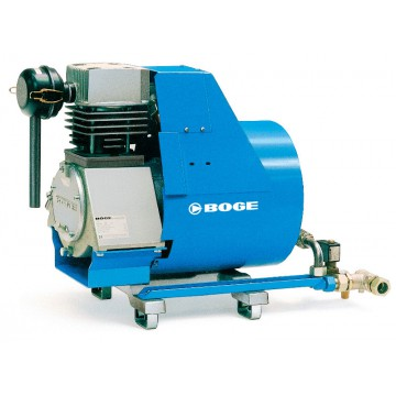 Compresoare cu piston, transmisie directa SR(BDL)125-250 l 0,75 ÷ 2x1,50 kW