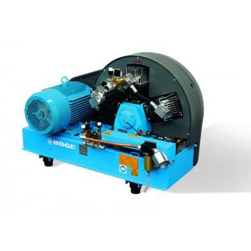 Compresoare cu piston, , transmisie prin curele, BOOSTER SRMV/SRHV 200-470 l 15, 40 bar l 5,50 ÷ 18,50 kW
