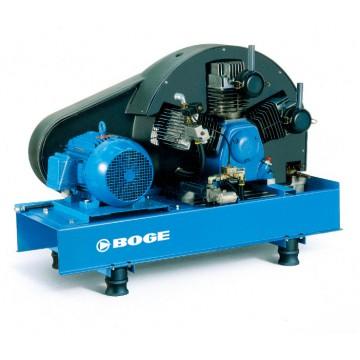 Compresoare cu piston, transmisie prin curele SR/SRH 270-1250 l 10, 15, 35 bar l 1,50 ÷ 15,00 kW
