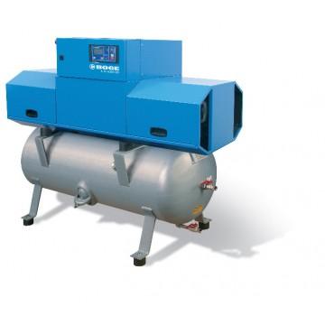 Compresoare cu piston fara ungere K8-15 BOOSTER