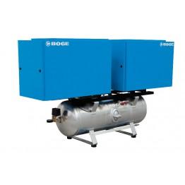 Compresoare cu piston fara ungere  ASO 260-480 BSO 480-480 DM