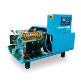 Compresoare cu piston fara ungere  K3-K 8