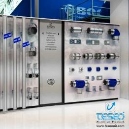Eficienta Energetica, retele aer comprimat, teava aluminiu TESEO